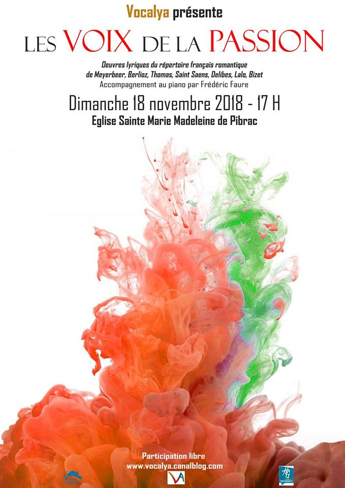 concert 18 novembre