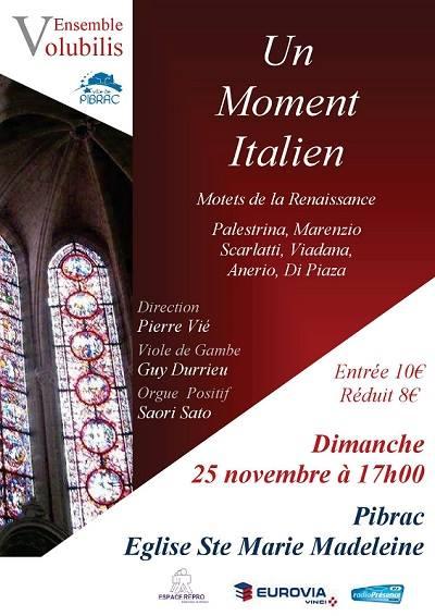 concert 25 novembre